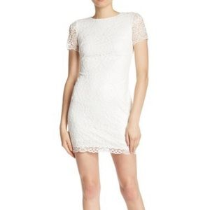 🦋NWT Laundry by Shelli Segal Lace Dress (Size 12)